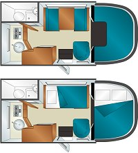 Georgie Boy Cruise Master Floor Plans - Texas RV Dealer, Used RVs